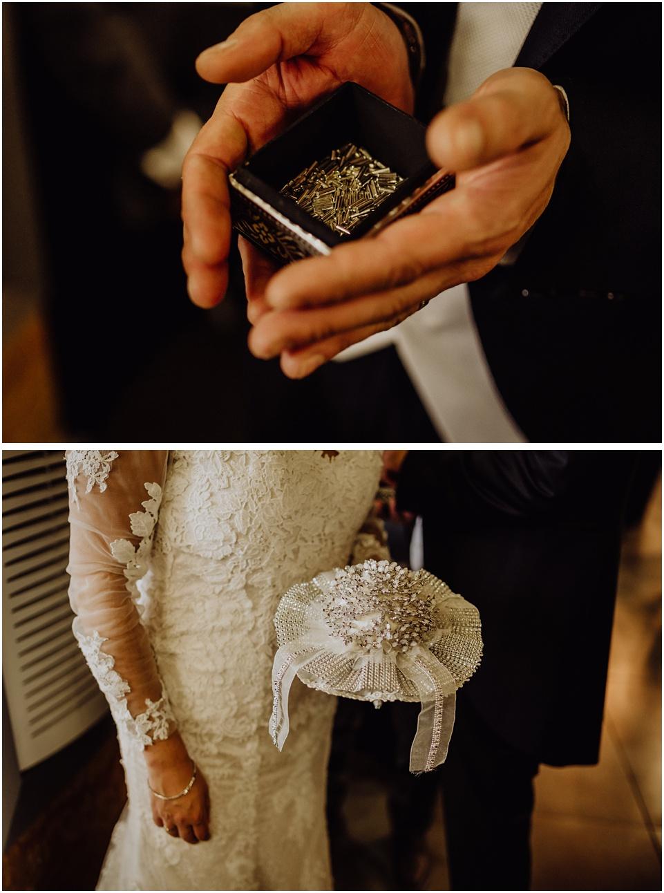 Fotografia de boda en el hotel acg de Los Villares