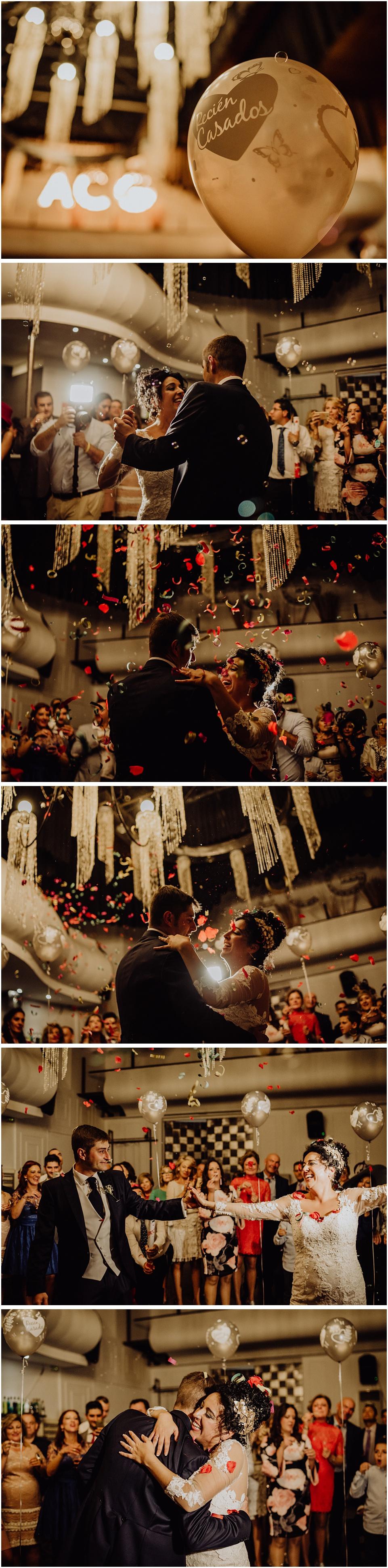 fotos de novios de boda en Los Villares, Jaen
