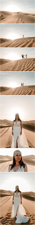 sesion fotografica en el desierto del sáhara