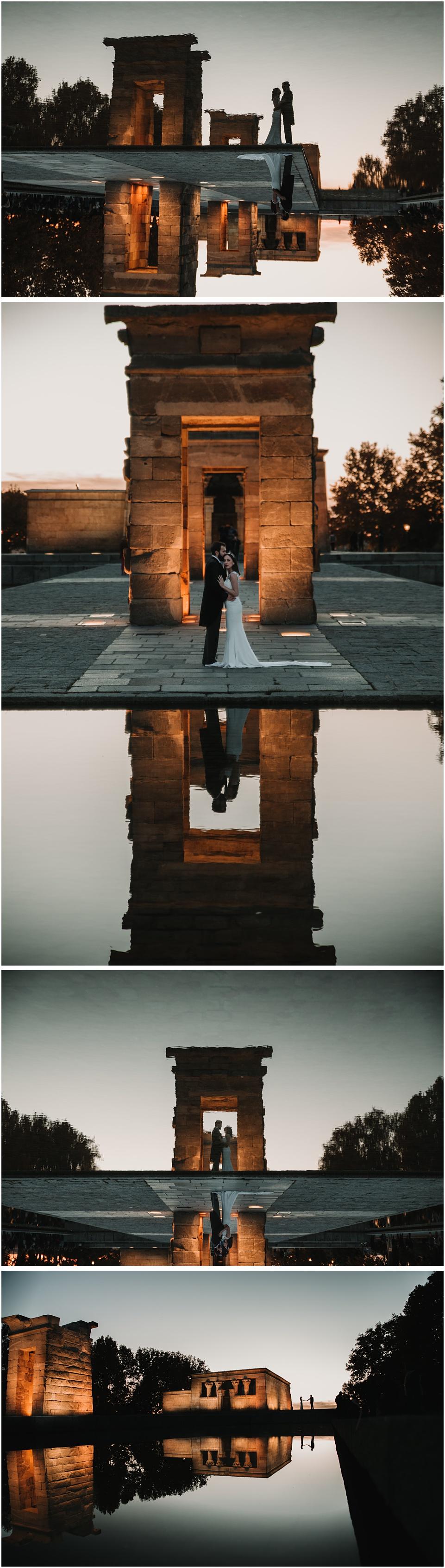 Madrid,Posboda en madrid,Postboda,Postboda en el Templo de Deboh,Postobda en el Retiro,fotografia de boda,fotografo de boda,fotografos de boda en jaen,jaen,