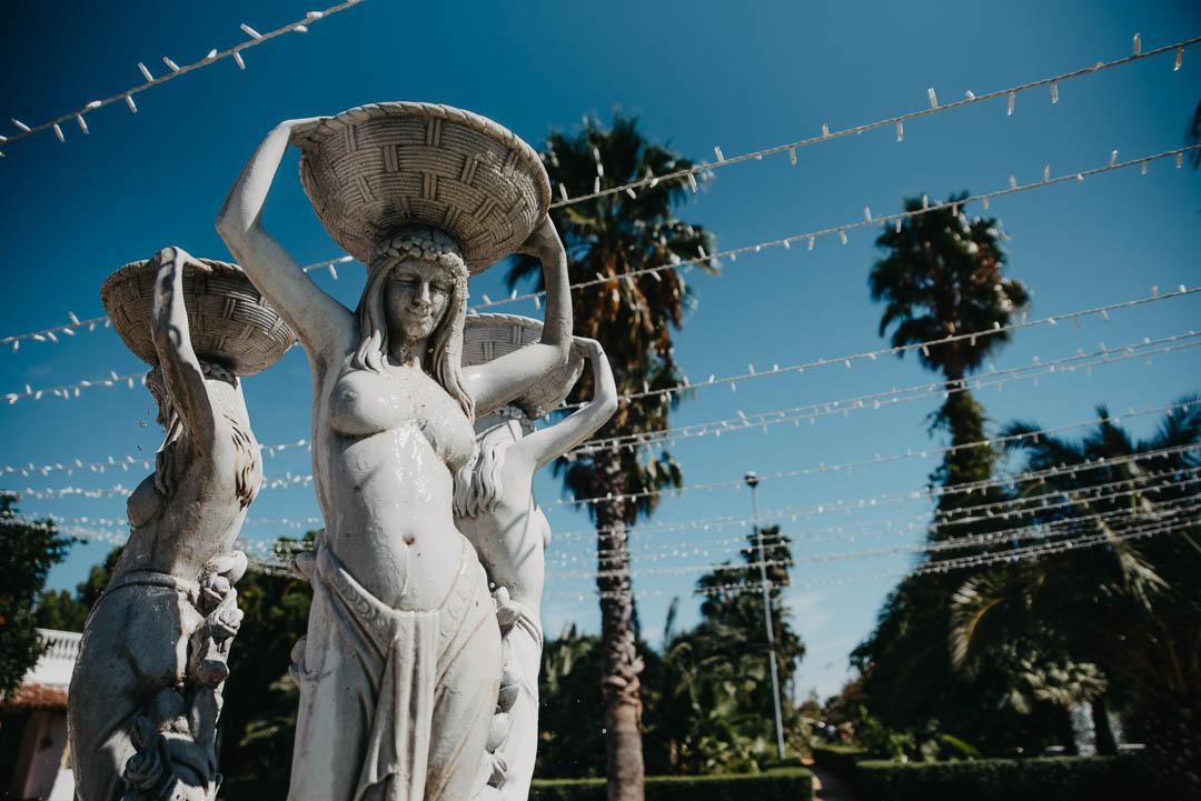 estatuas Hacienda La Masia