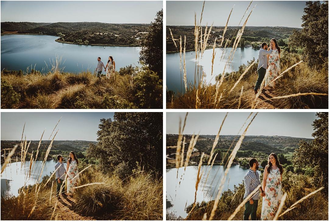 fotos pareja Ciudad Real