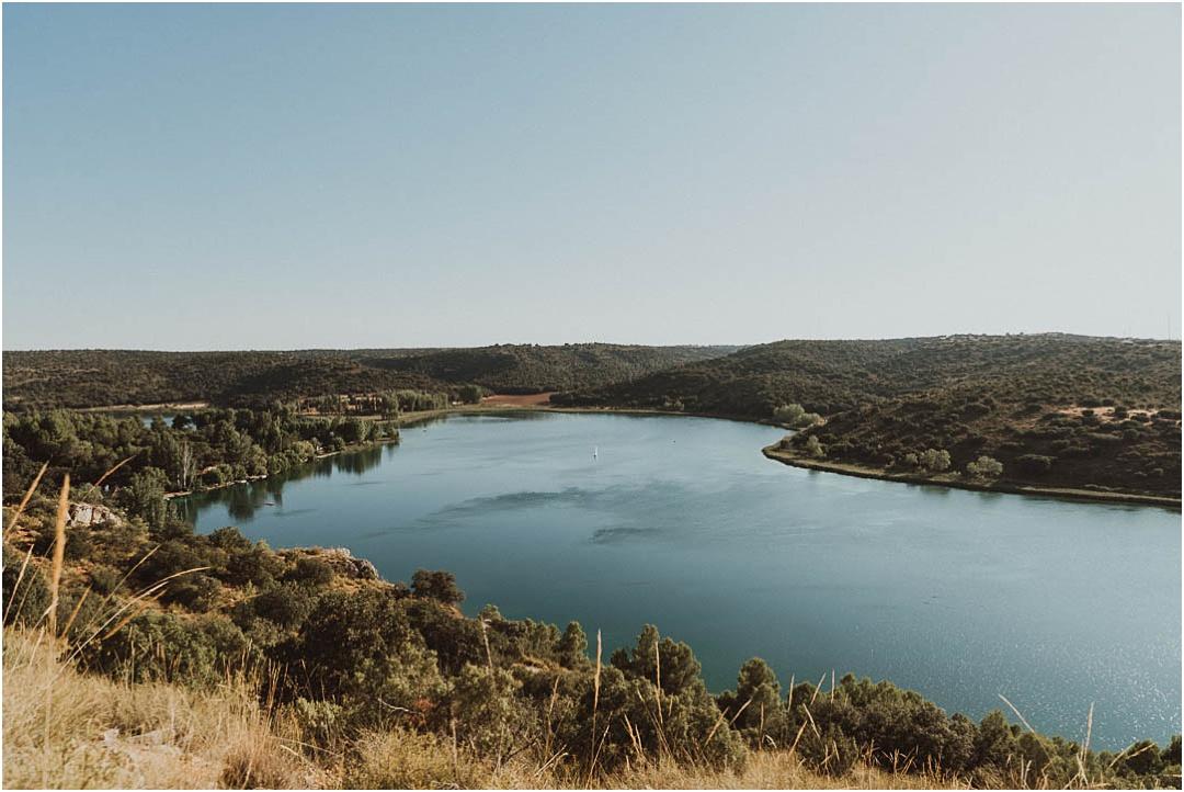 Ciudad Real, lagunas de Ruidera