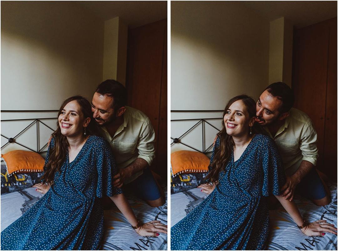 sesion de fotos en pareja en ciudad real