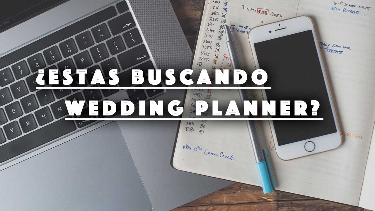 wedding planner en Jaen