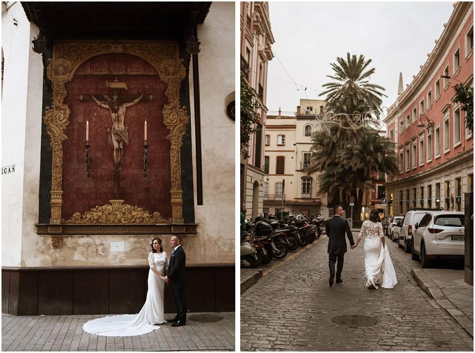 Posboda en Sevilla, fotógrafo de bodas