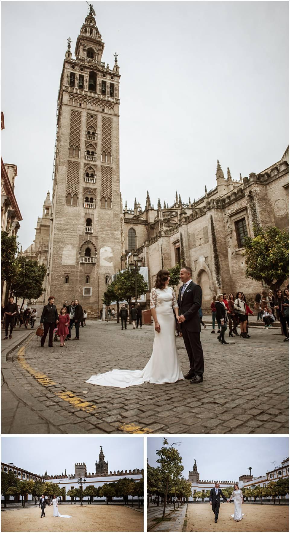 fotos boda en Sevilla, fotógrafo de bodas