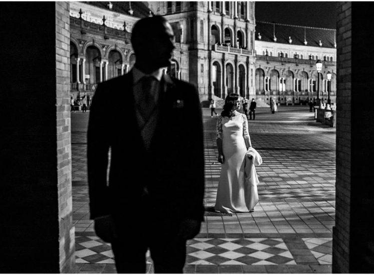 fotos de postboda en Sevilla