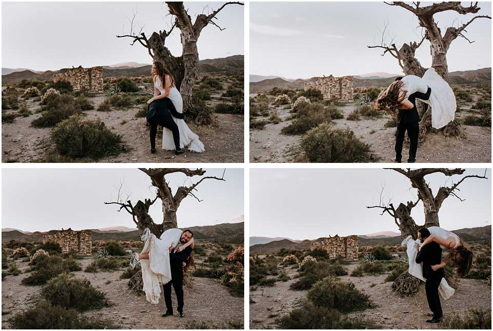 fotografia posboda desierto almeria